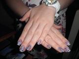 starry lilac burst
