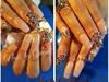 Sexy animalprint nails