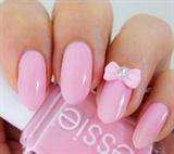Girly Pink Nails