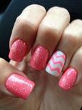 Bright Cute Nails