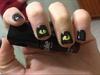 Halloween Nail Art 🍬