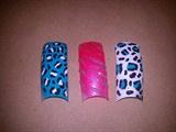 Various nail designs