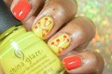 August 2015 WNAC: Lemon & Cherry