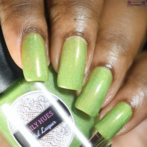 Daily Hues Nail Lacquer Green Machine