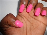 The Glamorous pink