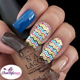 COLOURFUL CHEVRON