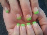 helloooo green!