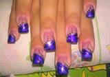 purple it is