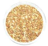 Glitter Metalic Sunburst