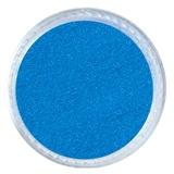 Electric Blue Matte Glitter