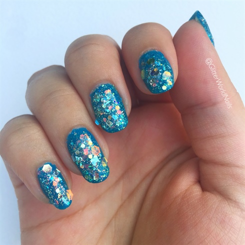 Sparkling In Blue 💠