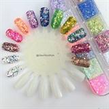 Glitter Swatches! 🤩