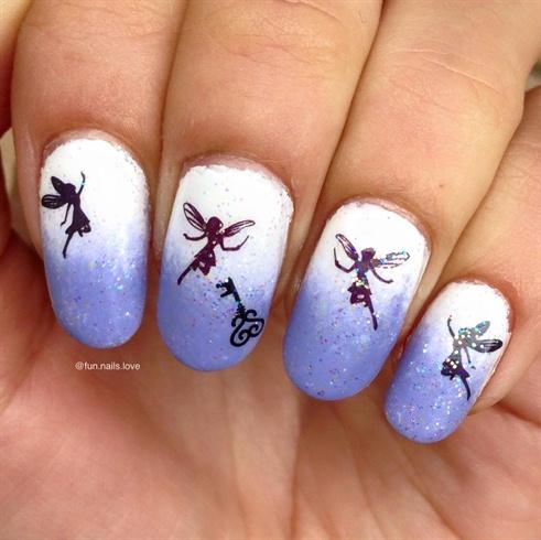 Delicate fairies