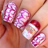 Glittery Santa
