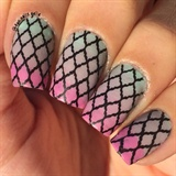 Fishnet and Gradient