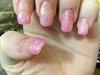 Glitter Pink Acrylic