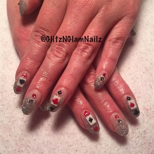 Poker Nails