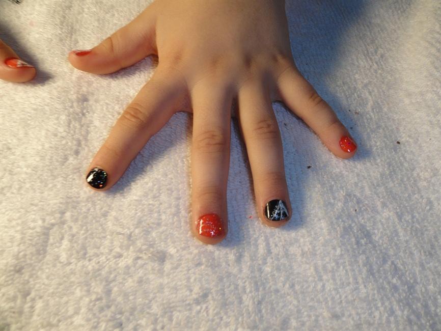Little Girls Nail Art - Emsilog.Com