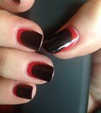 First ruffian nails