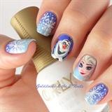 Disney's Frozen Elsa & Olaf