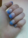 baby blue tips