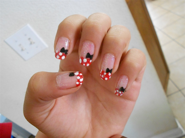 Comfortable Nail Art Designs Simple Tall 1 Week Nail Polish Solid Nail Art For Round Nails Nail Art I Young What Is A Top Coat Nail Polish SoftEssie Nail Polish Nz Minnie Mouse Nails☺ (inspired)   Nail Art Gallery