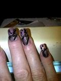 burlesque nails,