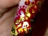 indian wedding nail