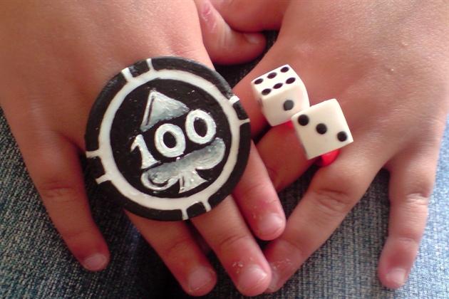 Casino Hand Made Rings