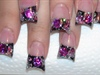 Hot Pink Rockstar & Spangles