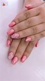 Pink Glitter 💕💕💕 NailArtbyYuki