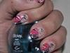Hand Painted Nail Art May 2011
