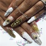 White Gold Elegance