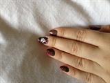 Asian nail art - Robin Moses design