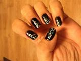 Spots on Black