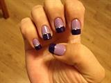 2-Tone Purple