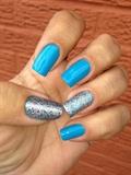 Blue & Sparkly