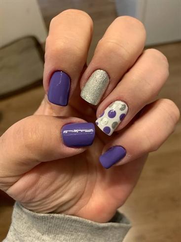 More Purple!!