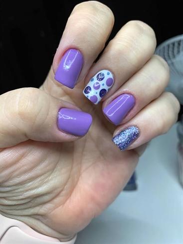 Purple # 50