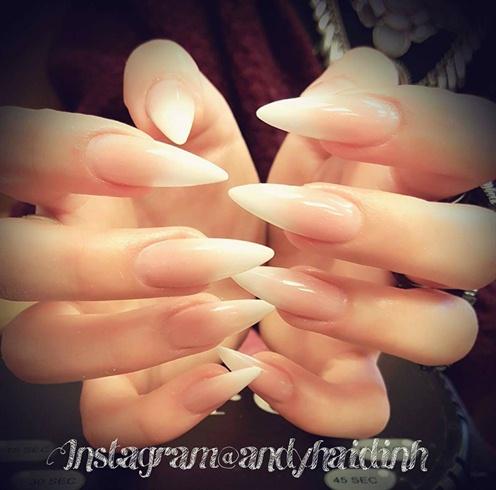 Baby boomer nails nail art gallery