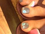 Sumer Toe Nails