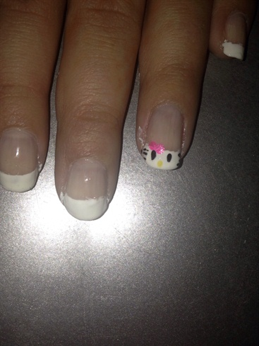 Hello Kitty French
