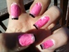 Pink Swrirl w/ Tips