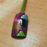 cupcake nails (: