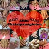 Aliki Chatzipanagiotou NAILS!!!