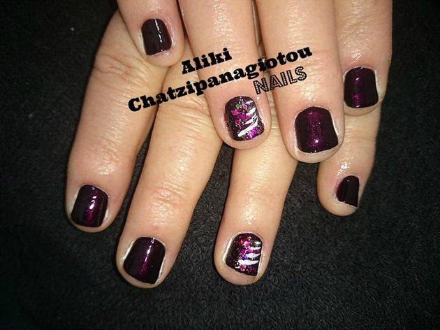 black cherry polish