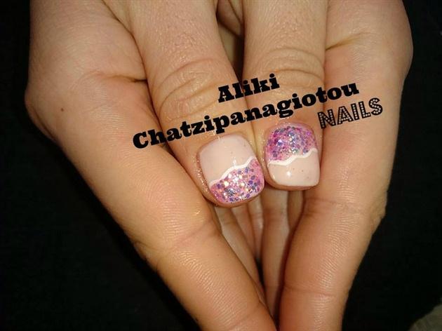 cutie nail art