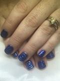 Cinderella Gelish Nails