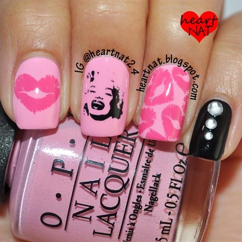 Marilyn Monroe & Lips