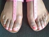 pink a ling - Amari 9yrs old